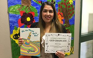 Meet Alma from Literacy Green Bay