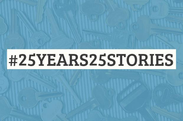 25 Years 25 Stories