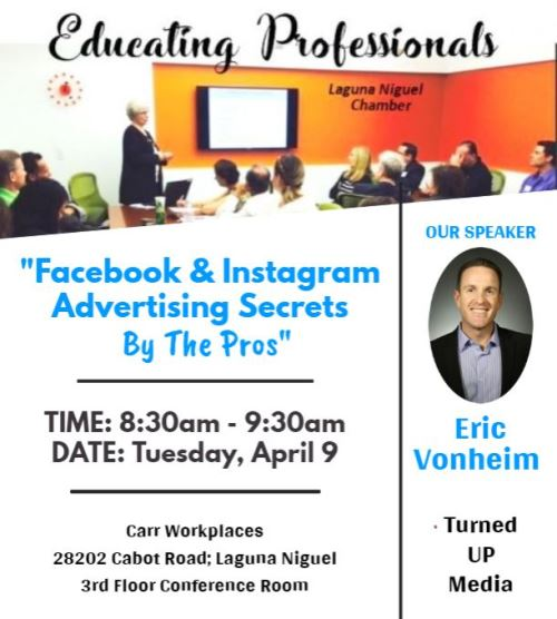 Educating Professionals Meeting