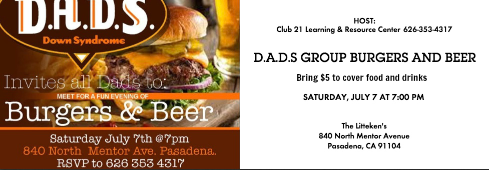 D.A.D.S. Beer and Burgers