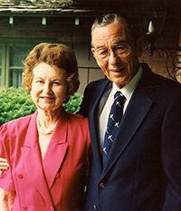 Paul and Marcella Christensen