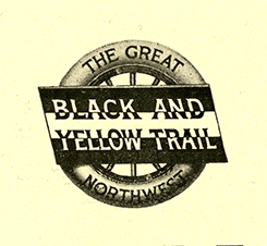 June 2018-Traveling on the Black & Yellow Trail