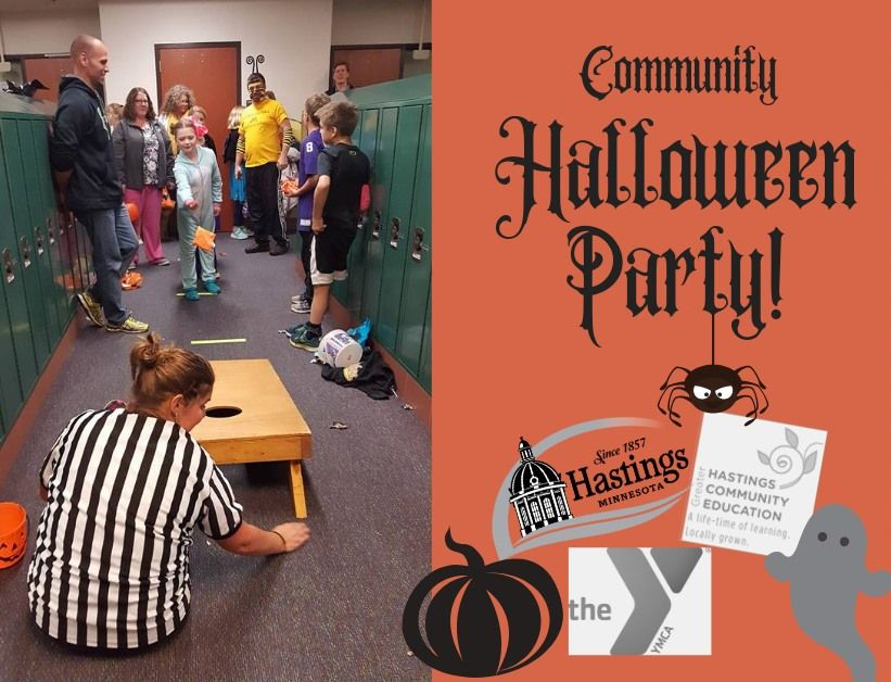 Community Halloween Party