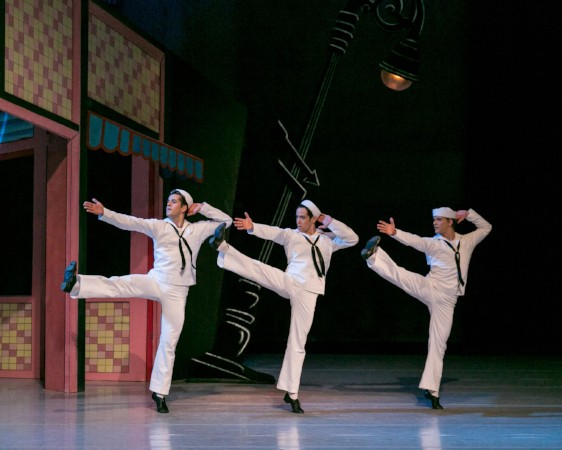 Stars of American Ballet - Nov 2nd