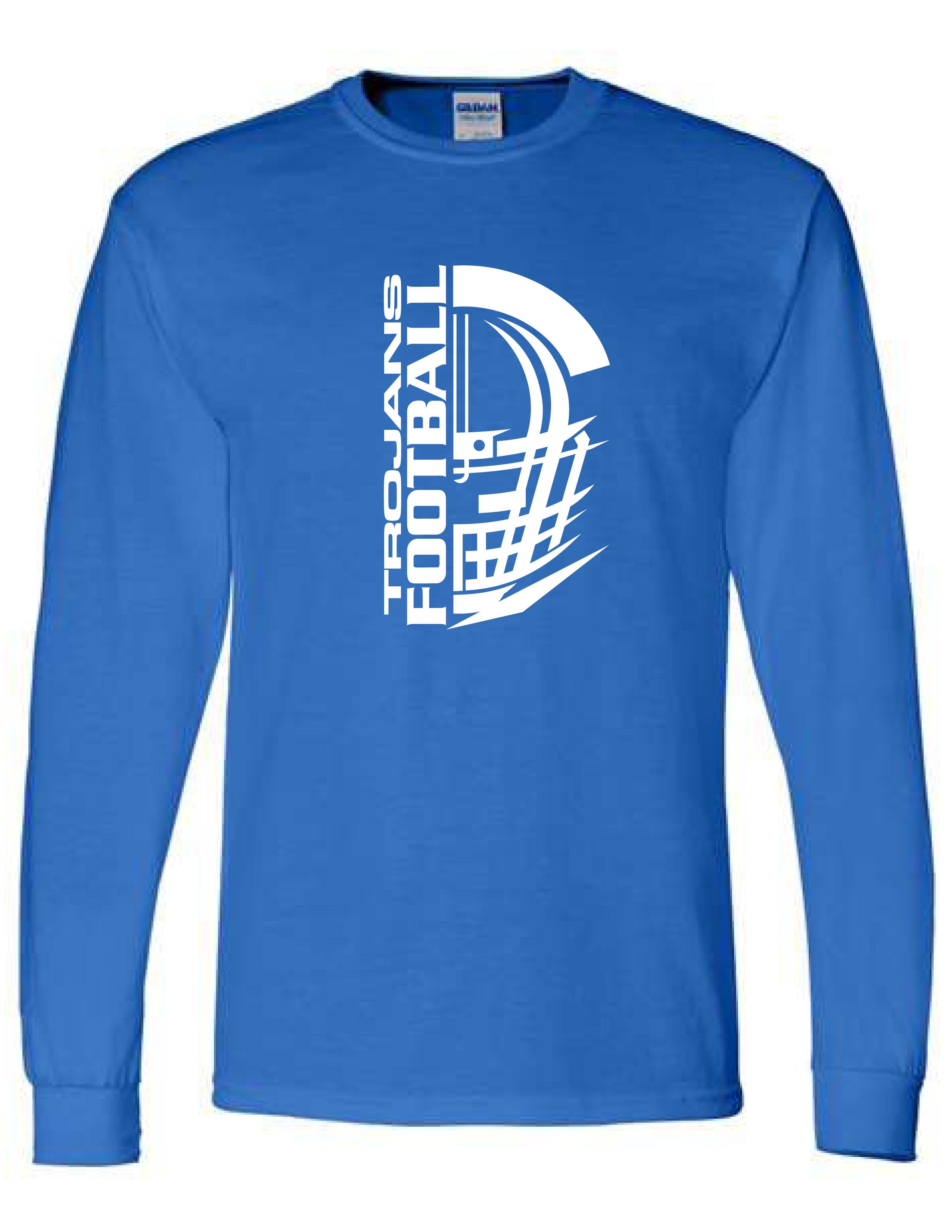 Long Sleeve T-shirt  (HELMET)