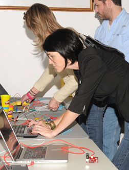 Educators Take a Byte Out of High Tech at The Cradle of Aviation Museum