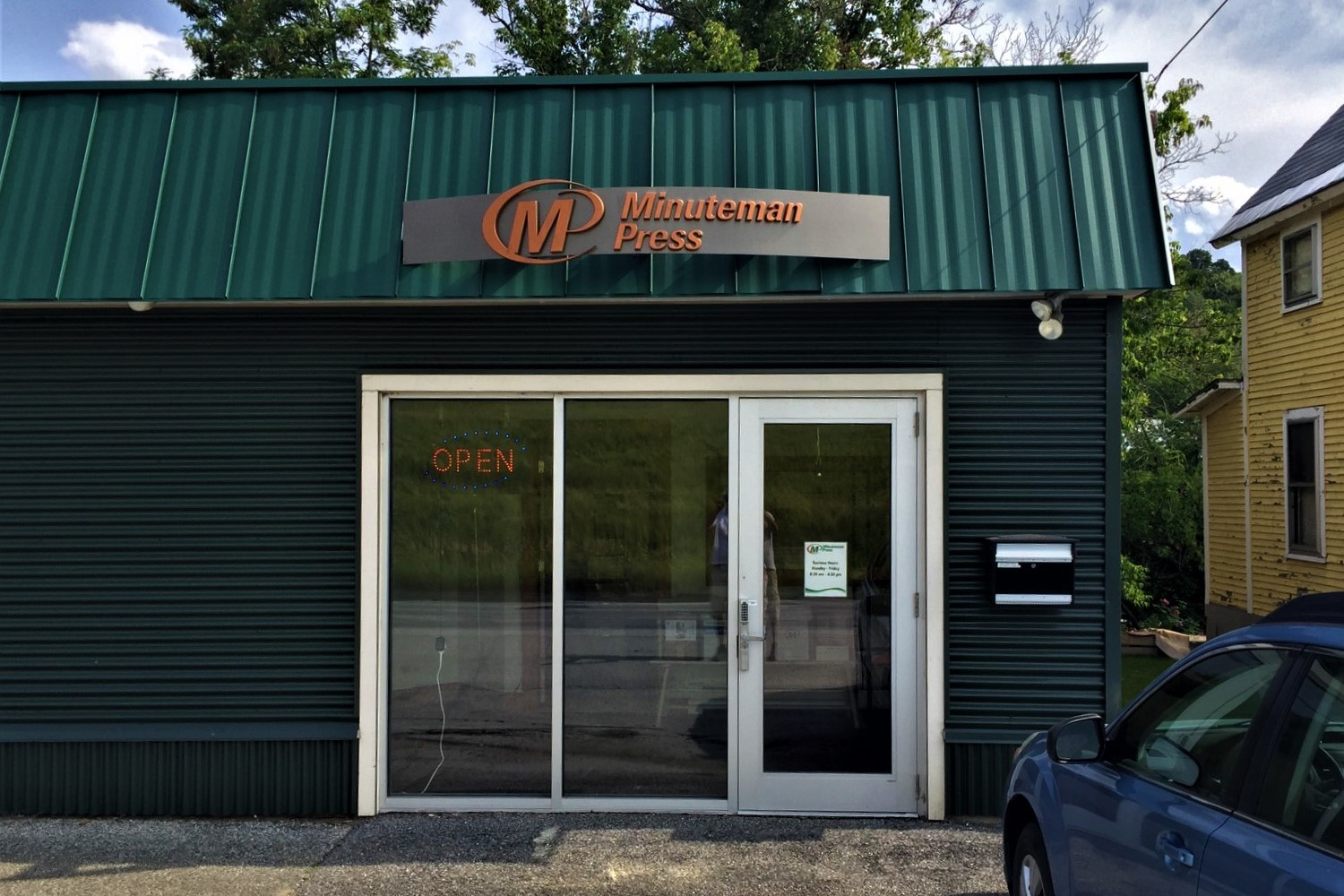 Minuteman Press - Montpelier