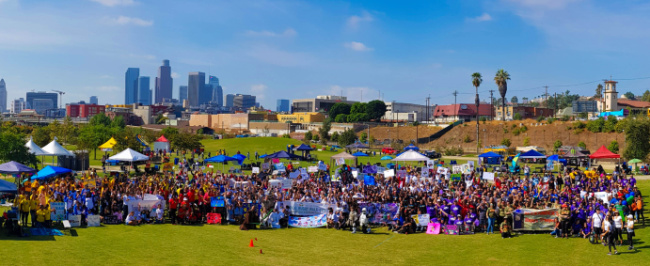25th Annual DSA Los Angeles Buddy Walk®