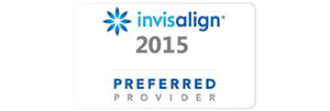 We are a Preferred Provider for Invisalign