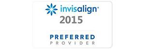 We are a Preferred Provider for Invisalign