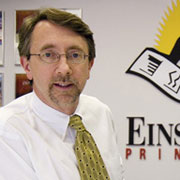 Keith Einstein, Einstein Printing