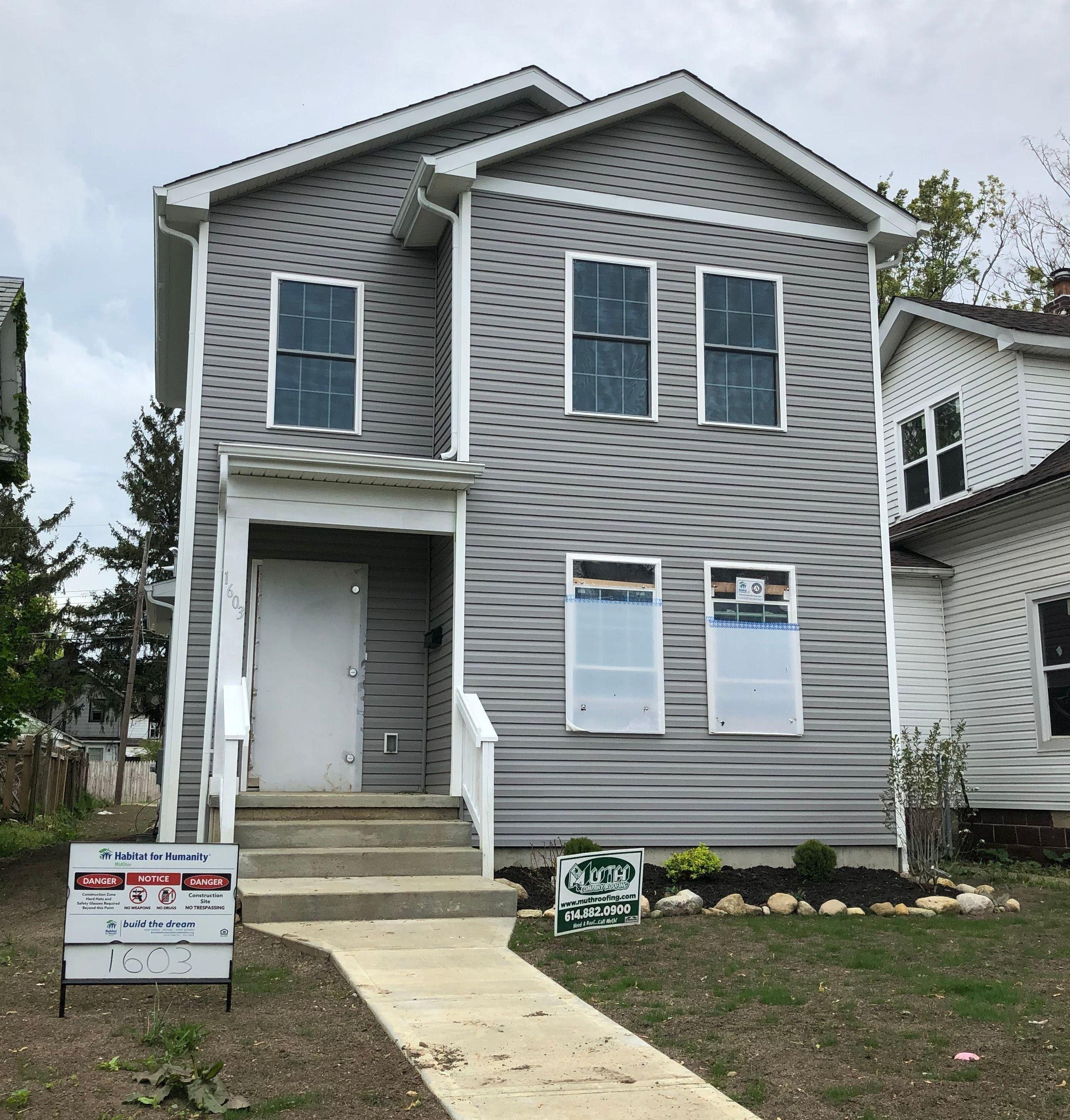 Virtual Home Dedication- 1603 Genessee Ave. (Women Build)