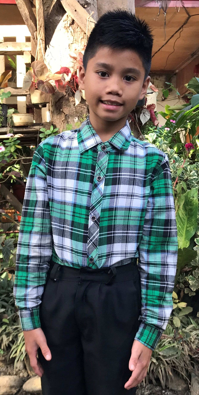 Joemer, 10, Philippines