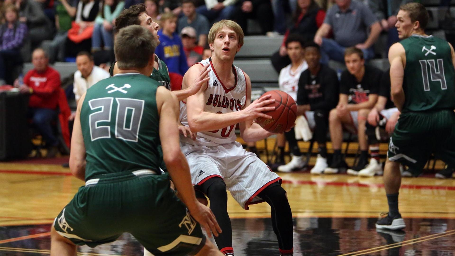 Mens Basketball vs Yellowstone College