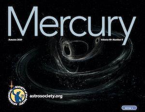 Mercury, Autumn 2020 Vol. 49 No. 4