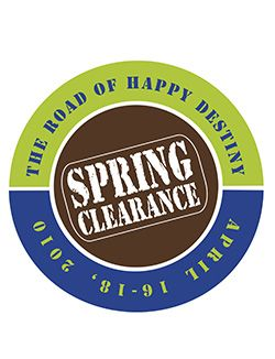 Spring Clearance 2010: The Road of Happy Destiny