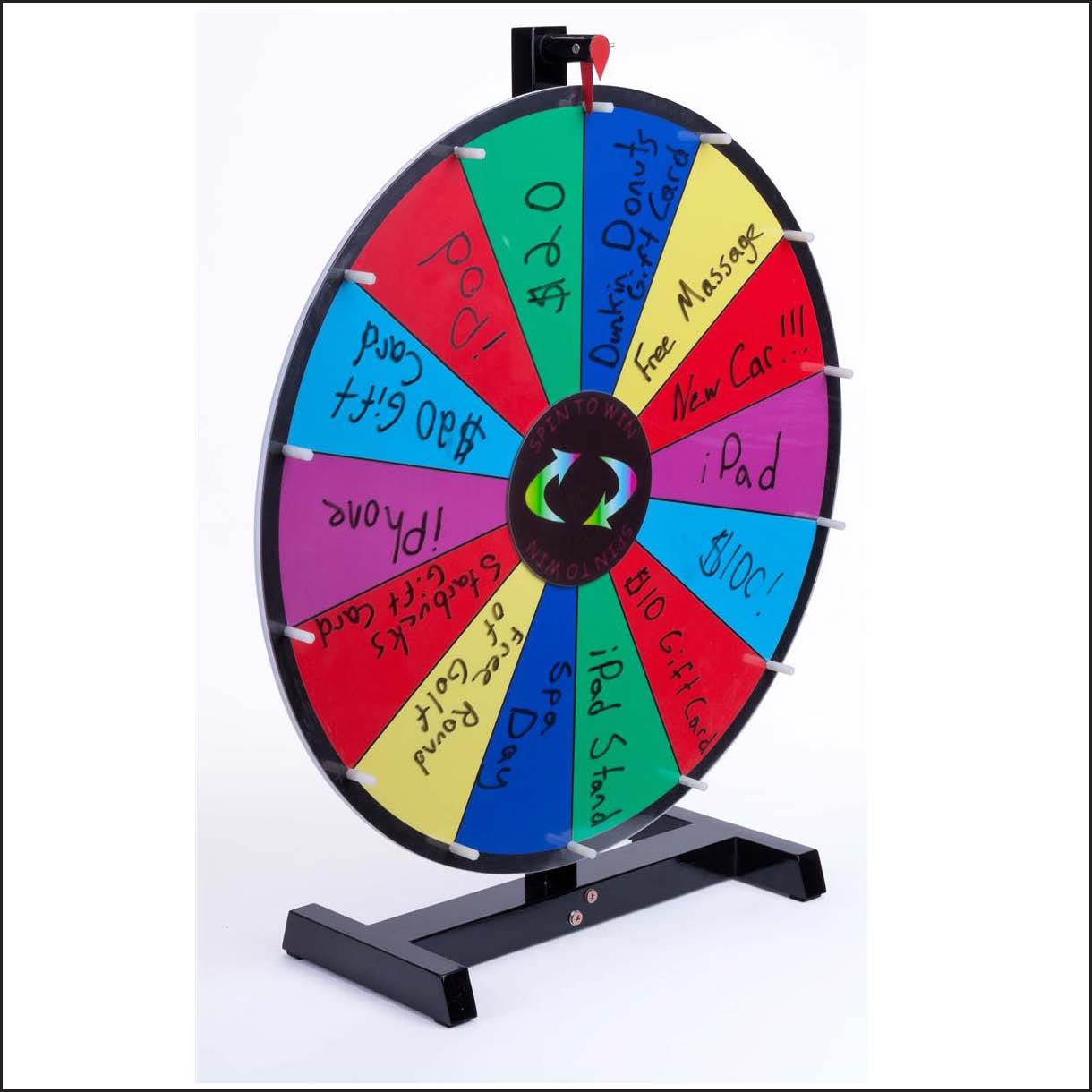 """Spin The Wheel 24"""""""