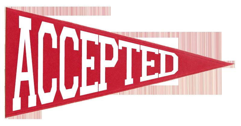 Class of 2017 College Acceptances
