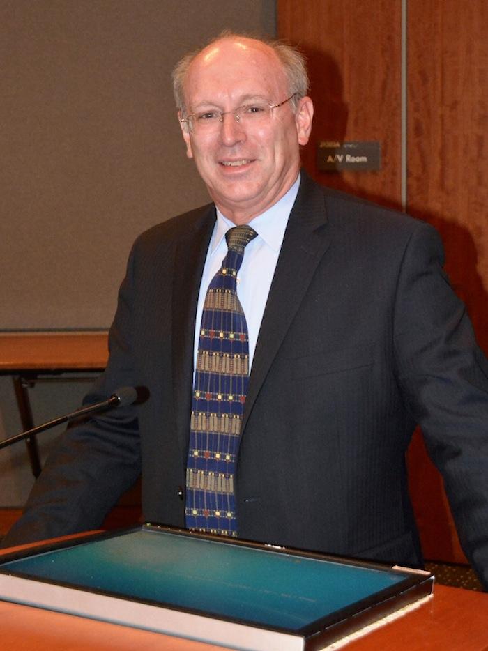 Dr. David J. Sherman