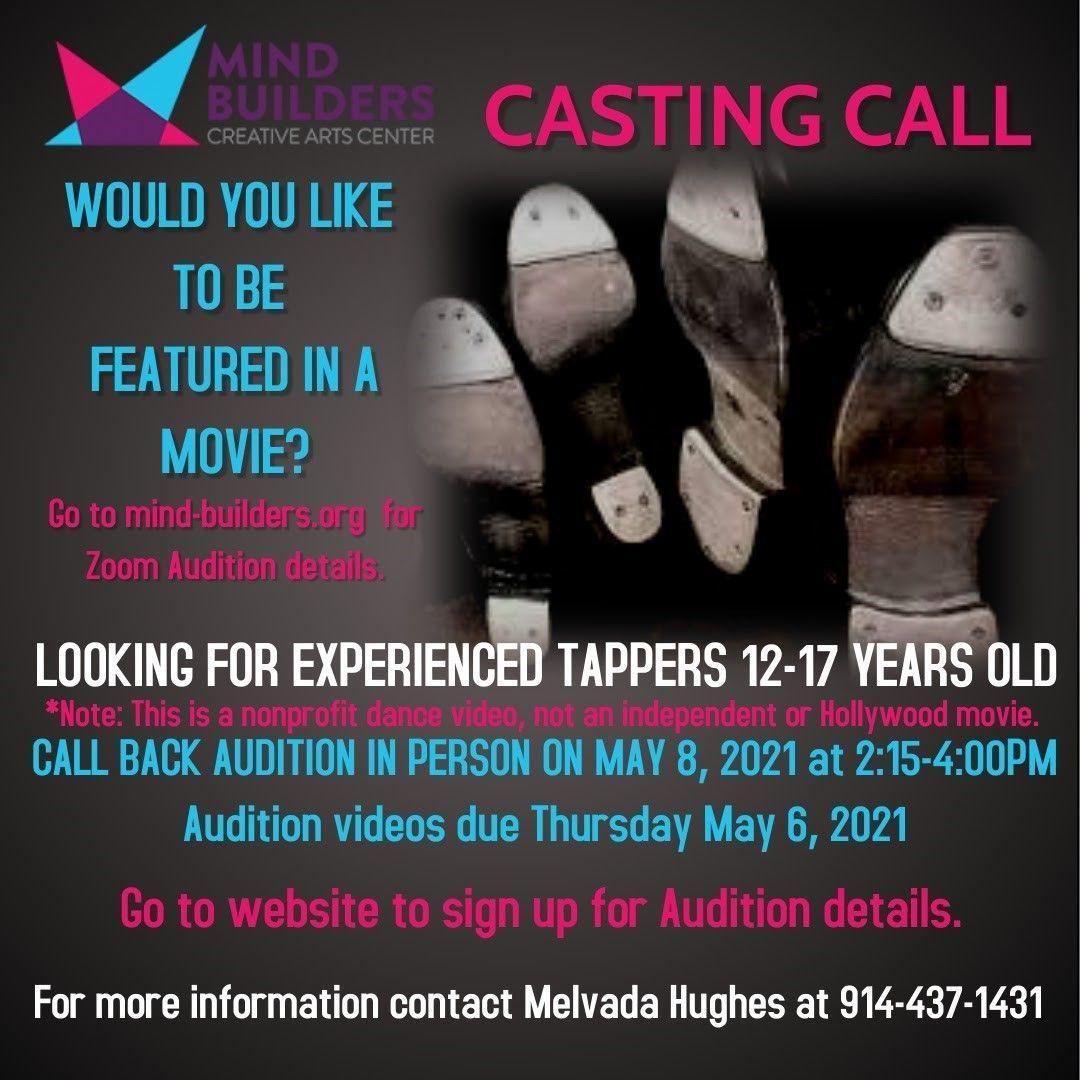 Experienced Tappers Needed For Our Dance Film!