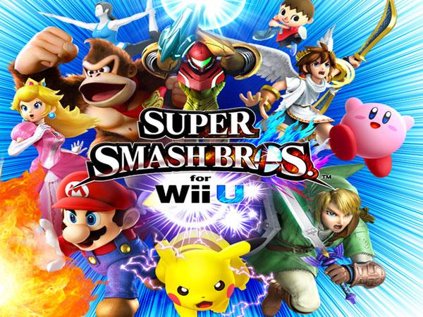 Super Smash Bros 4 Wii U Tournament