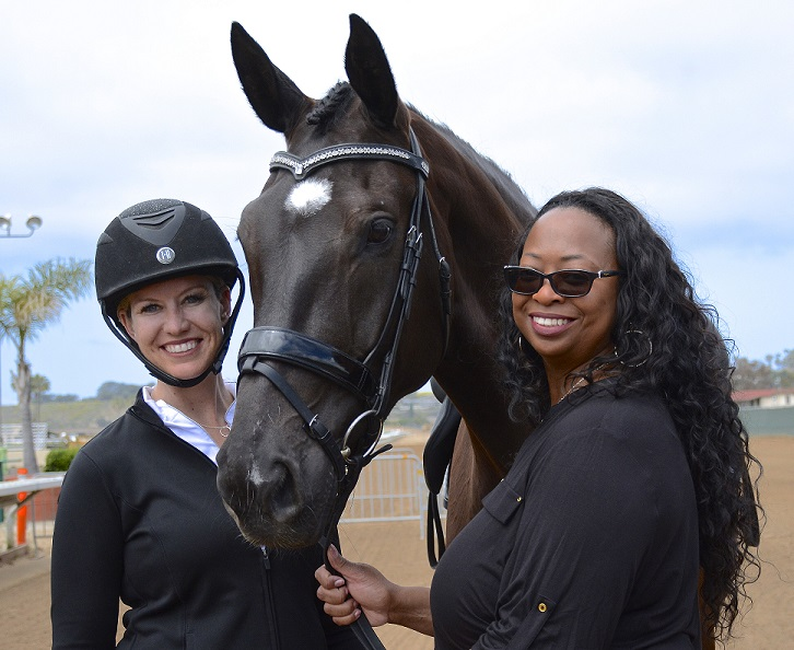 Lehua Custer Awarded $25,000 Carol Lavell Advanced Dressage Prize