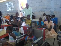 Haiti to receive school desks