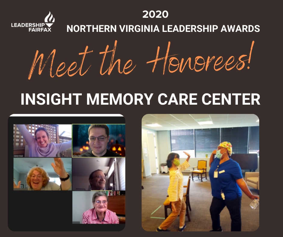 Insight honored with 2020 Northern Virginia Leadership Award