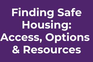Safe Housing Access