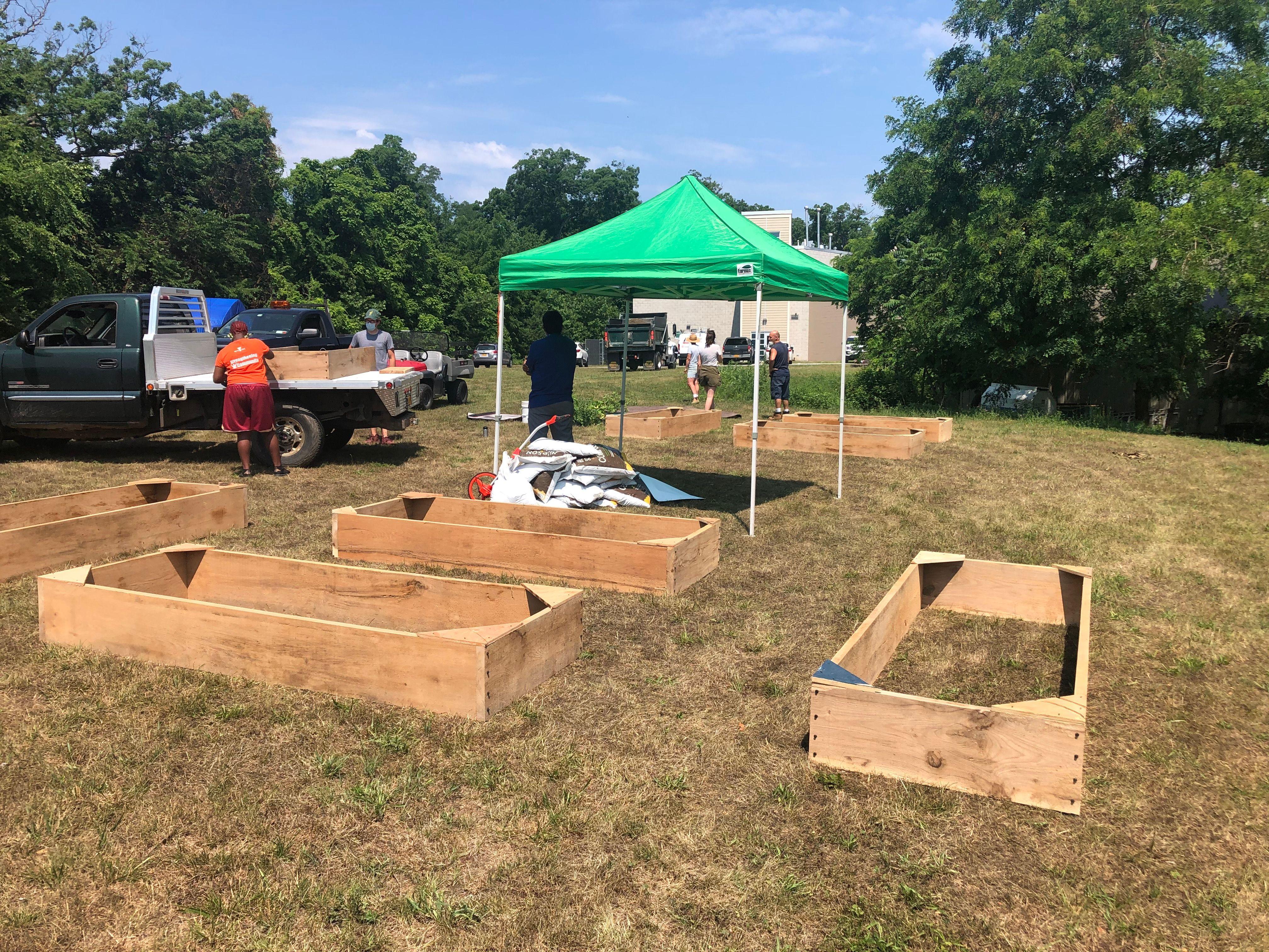 Q Gardens, Glynwood's Newest Food Sovereignty Partnership