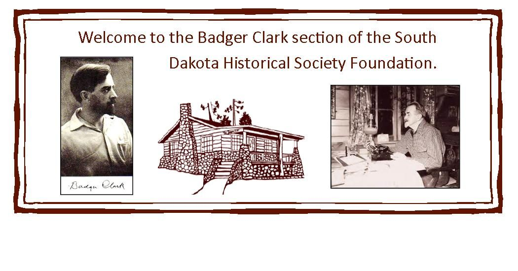 Badger Clark welcome