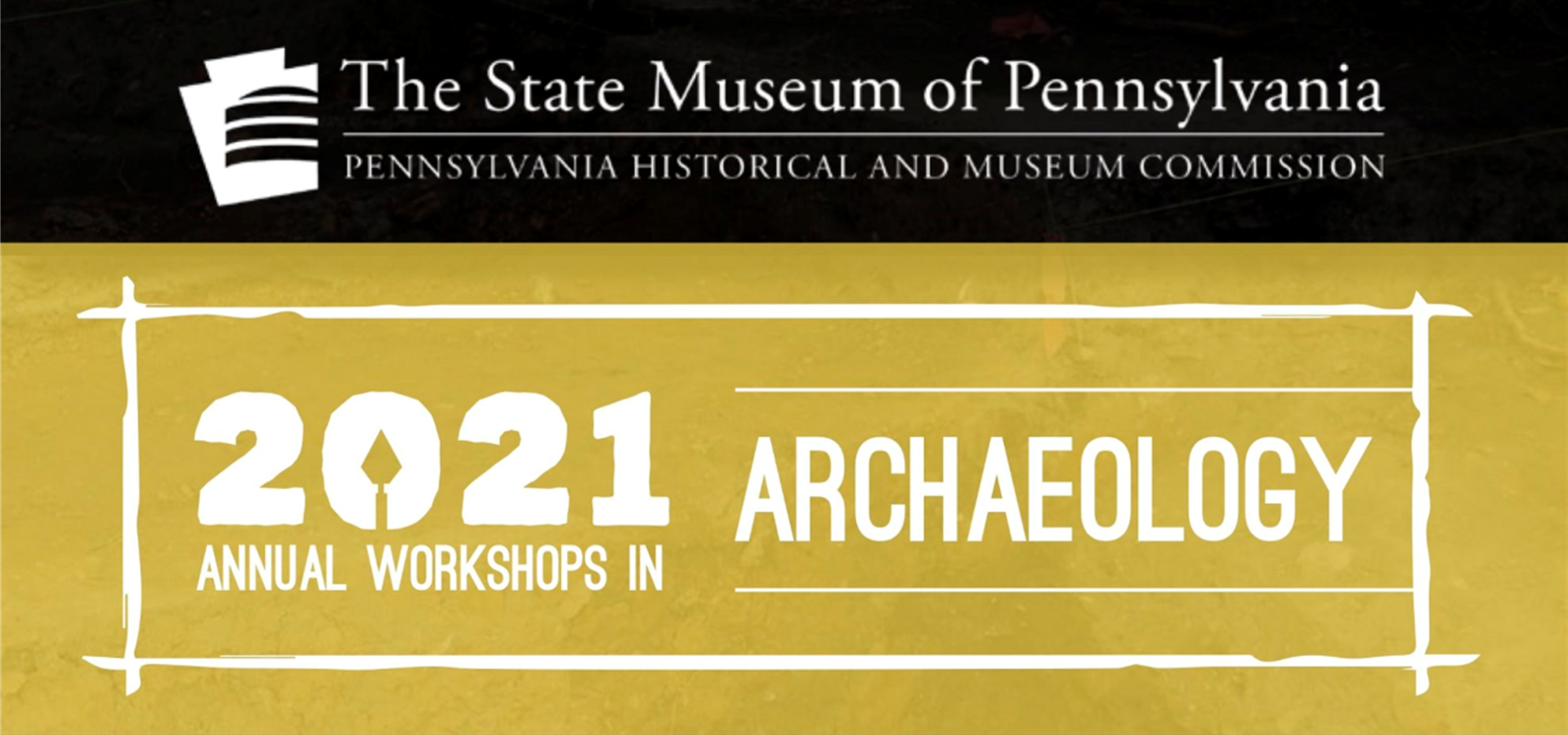 2021 Annual Workshops in Archaeology