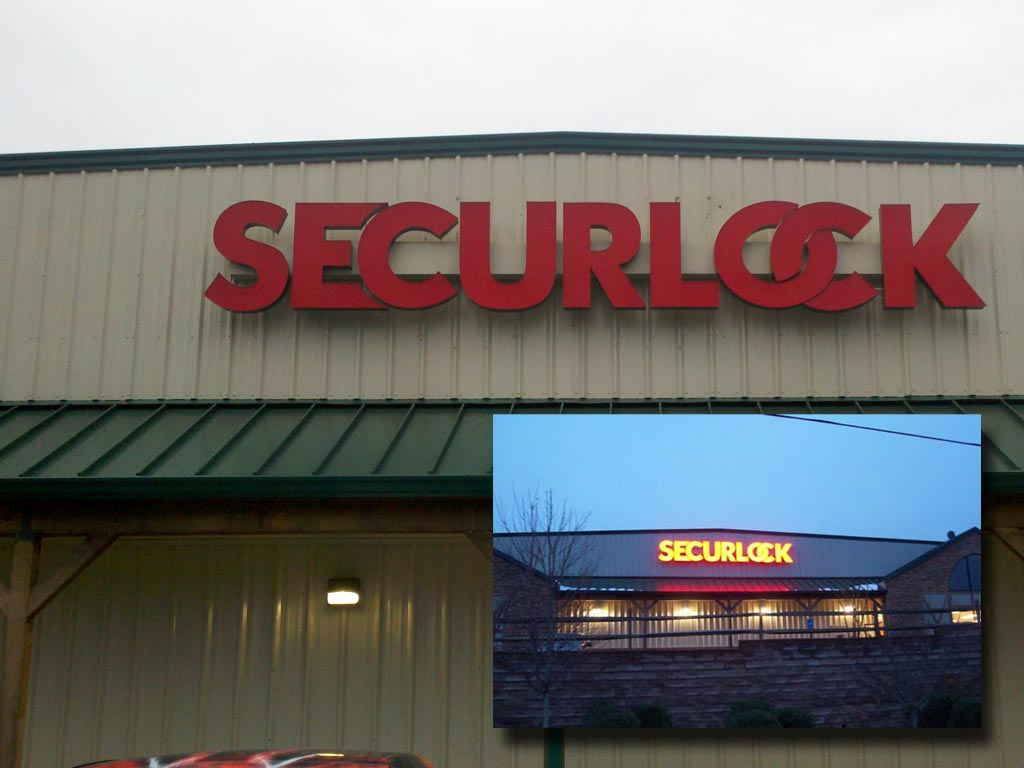 Securelock Building Entrance