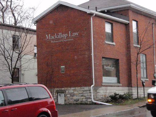 Mackillop Law