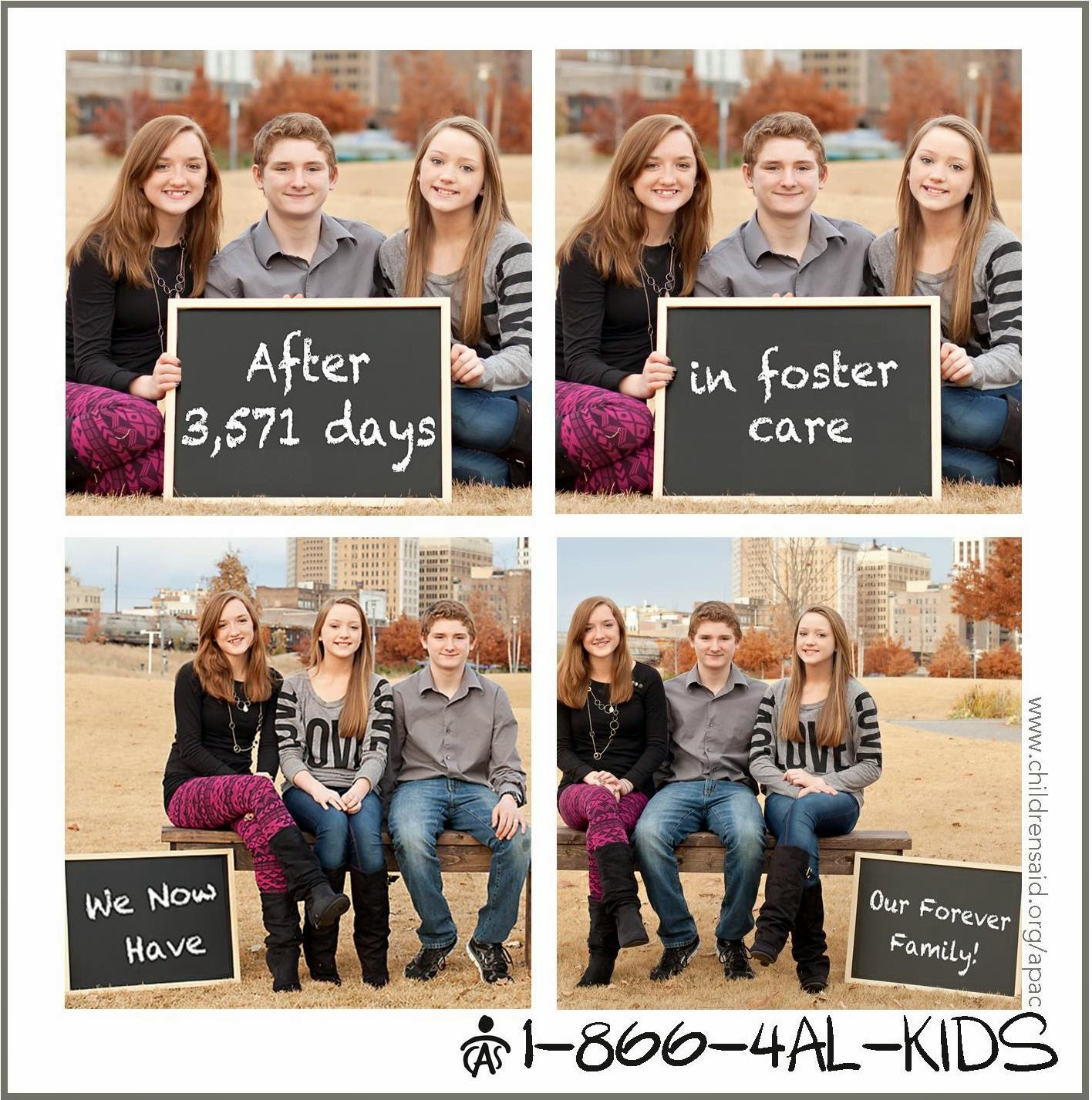 3,571 Days Waiting for a Family