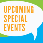 Upcoming Special Events