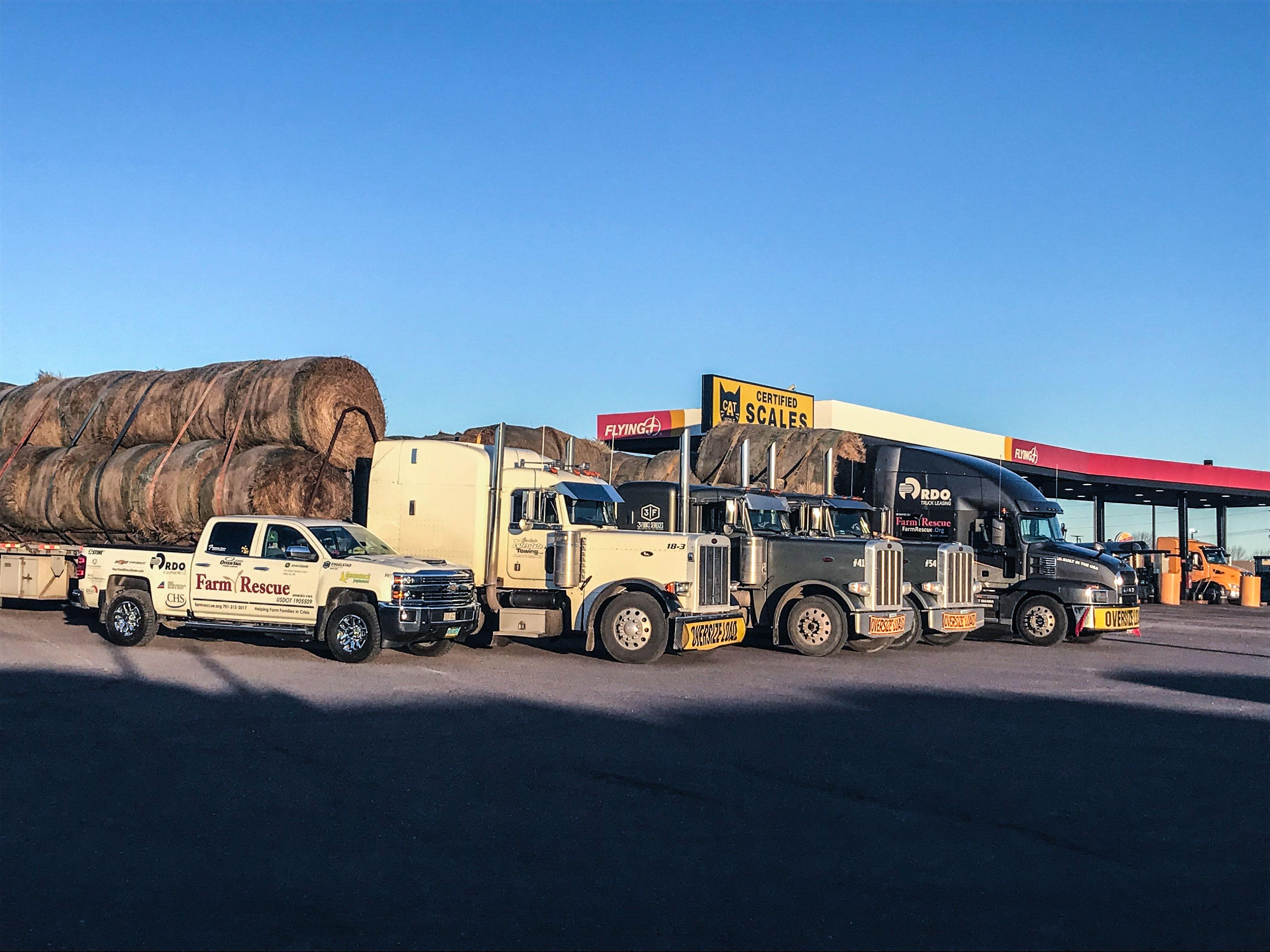 Hay Convoy