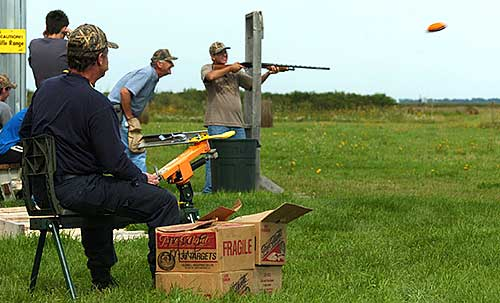 What shooting sports are best for a young hunter?