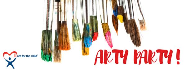#ArtyParty