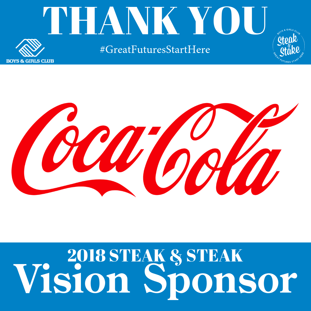 Steak & Stake 2018 Vision Sponsor