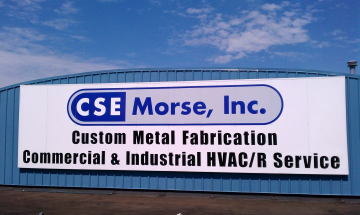 ALUMINUM PANEL BILLBOARD SIGN