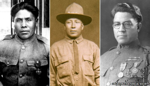World War I - The Original Code Talkers