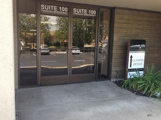 Graffiti free leasing office signs Orange County