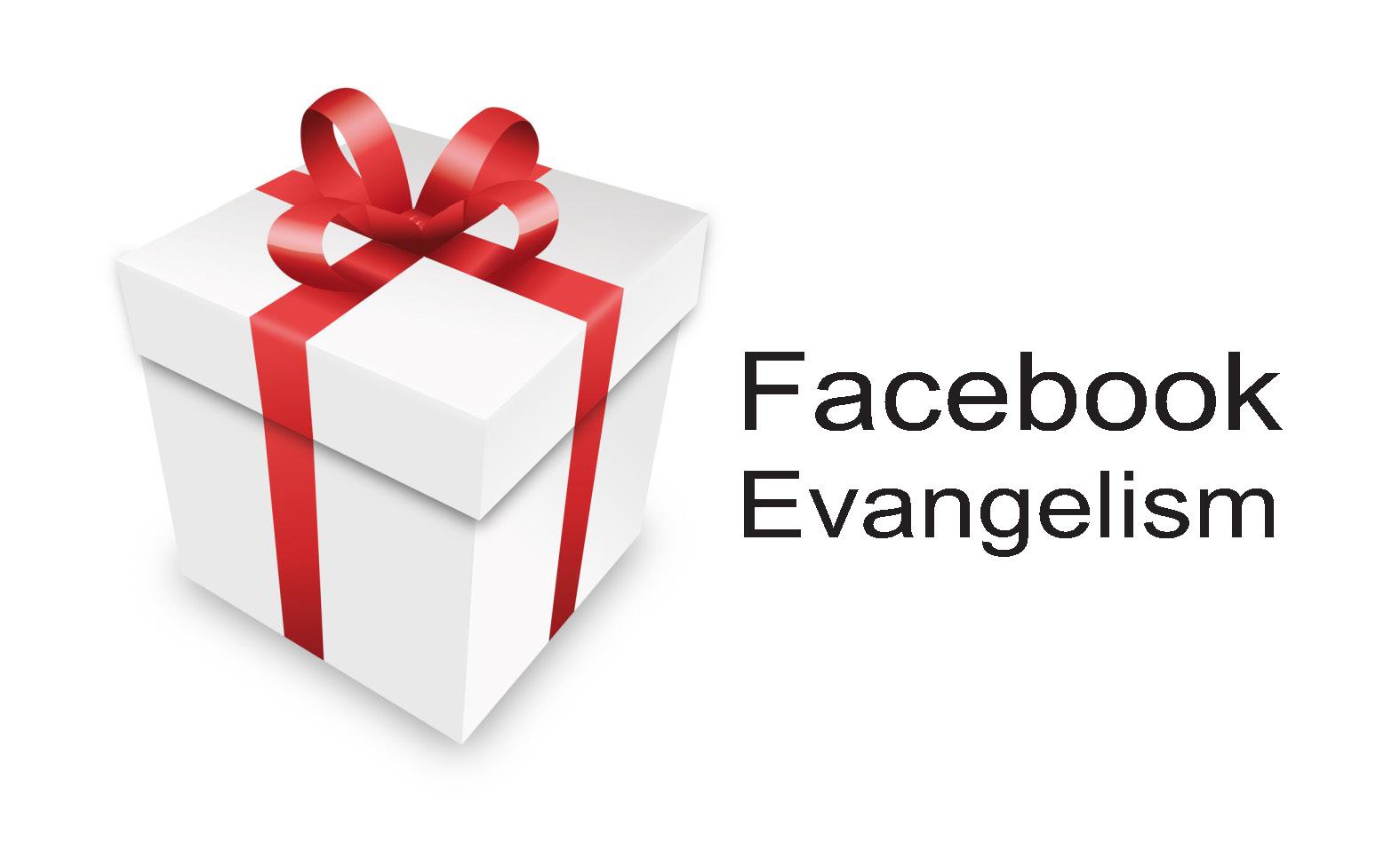 Facebook Evangelism