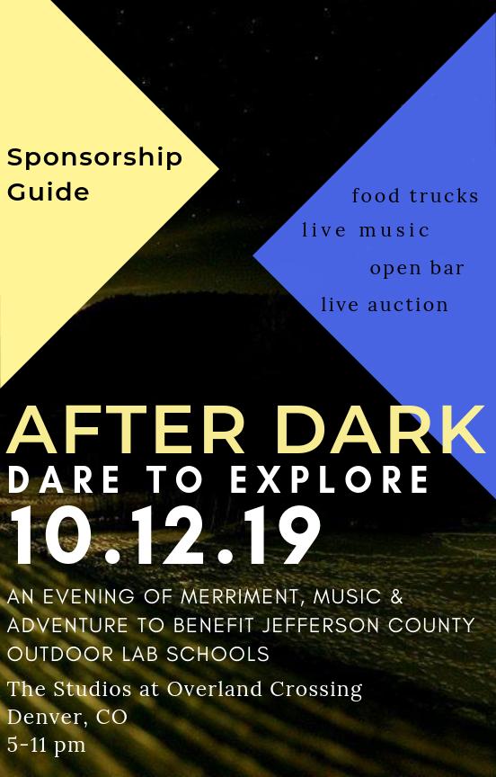 After Dark 2018 Sponsorship Guide
