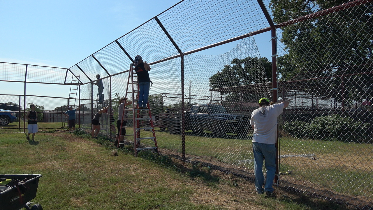 Rebuilding An Enclosure