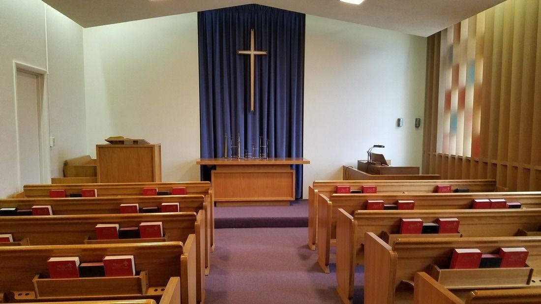 Queen Anne Baptist Chapel