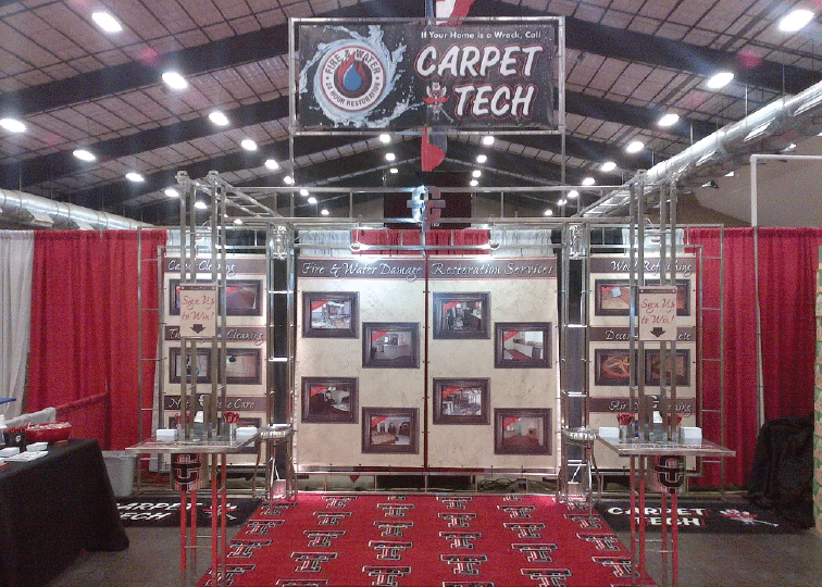 Trade Show Displays & Graphics Lubbock, TX - Elite Sign & Design