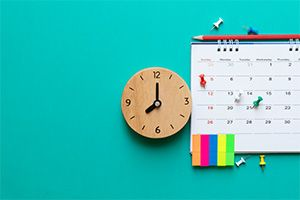 Five Tips for Better Time Management