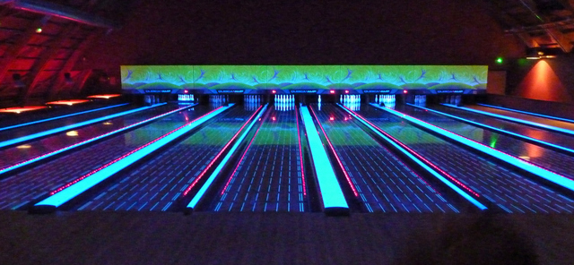 Teen/Adult Bowling Party
